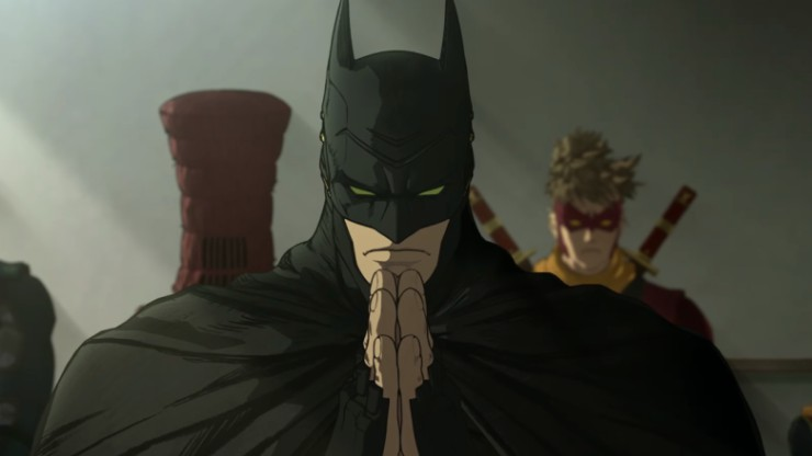 The Way Of The Ninja For Dark Knight, Watch Batman Ninja UK Trailer