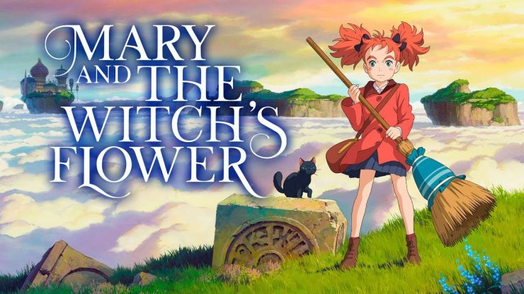 Mary and the Witch's Flower To Receive Special Japanese Preview in UK
