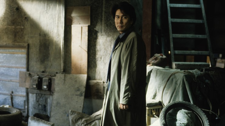 Kiyoshi Kurosawa's Cure (Kyua) Getting A Masters Of Cinema Release