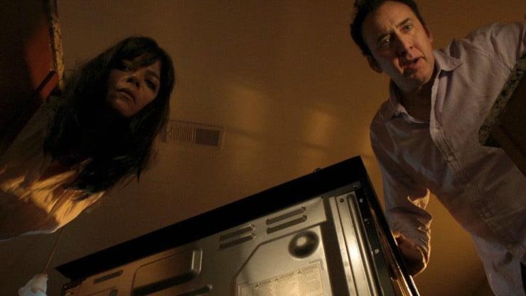 Nicolas Cage 'Loses It' In New Mom And Dad Clip