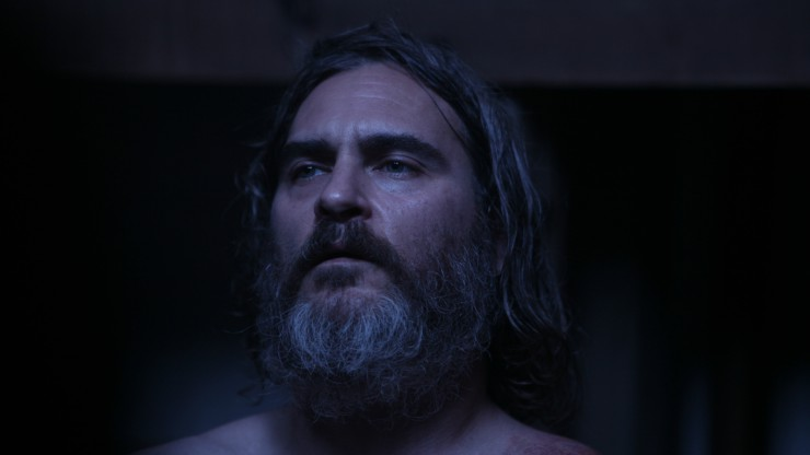 Win Lynne Ramsay's You Were Never Really Here On Blu-ray