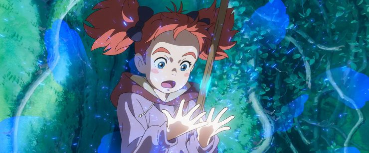 GFF18 Review – Mary and the Witch's Flower UK Premiere