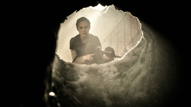 Netflix Originals Review – Annihilation (2018)