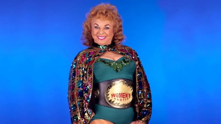 WWE Receives Backlash Over Fabulous Moolah Battle Royal Announcement