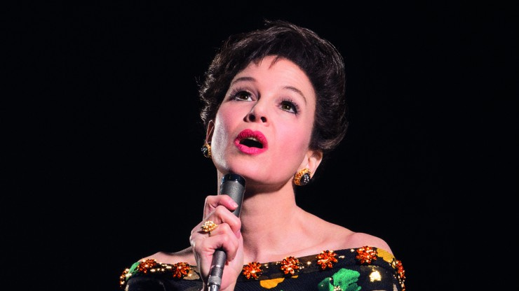 'Bridget Jones' Unrecognisable As Judy Garland  For 'Judy'