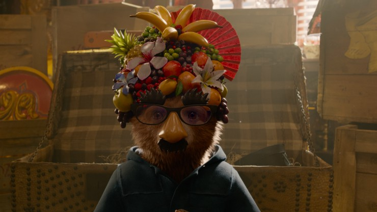 Win A Paddington 2 Merchandise Bundle Including Blu-Ray