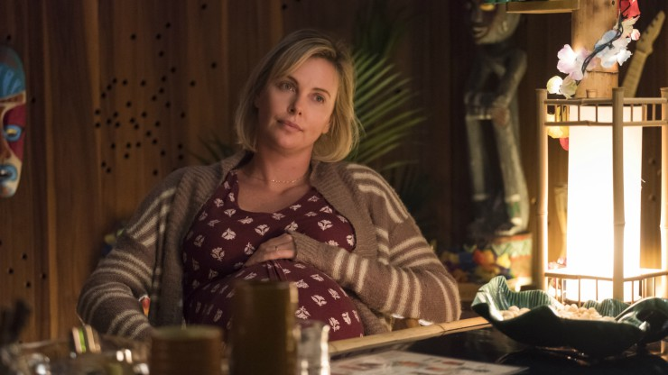New Tully Trailer A Modern Day Mary Poppins Save Charlize Theron