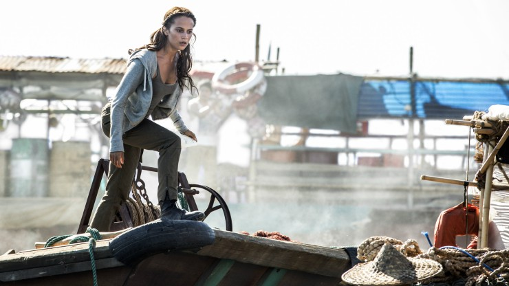 New Tomb Raider Clips Tease A Beginning Of A Legend