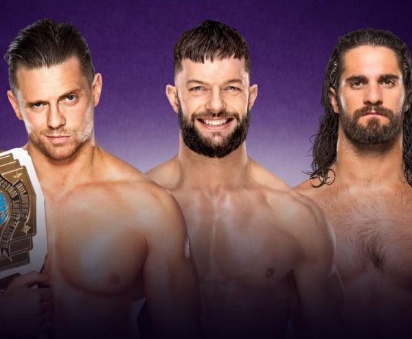 Wrestlemania 34 Preview: Randy Orton VS Rusev VS Bobby Roode VS Jinder Mahal: WWE United States Championship
