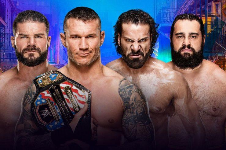 Wrestlemania 34 Preview: Randy Orton VS Rusev VS Bobby Roode VS Jinder Mahal: WWE United States Championship