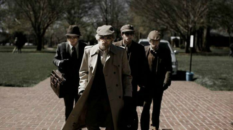 """American Animals UK Trailer """"Are You In, Or Not?"""""""