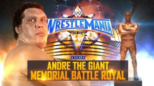 Wrestlemania 34 Preview: Andre The Giant Memorial Battle Royal