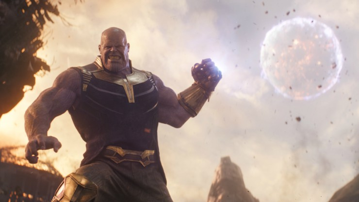 New Avengers: Infinity Wars Featurettes  All About Family And Imax