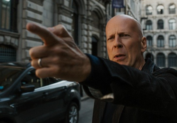 Best Bruce Willis Cop Roles (Acts Of Violence)