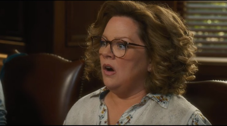 Melissa McCarthy Has A 'Vagoogle' In Life Of The Party Trailer