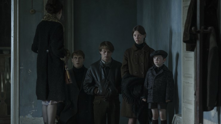 The Secret Of Marrowbone UK Trailer Teases Dark Secrets