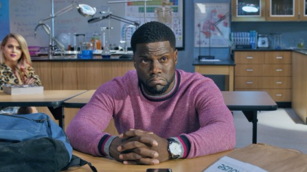 Kevin Hart Is 'Clinically Dumb' In Night School Trailer