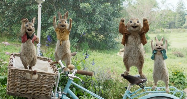 Film Review – Peter Rabbit (2018)