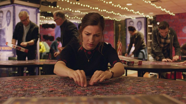 2018 Edinburgh Film Festival To Open With Puzzle Starring Kelly McDonald