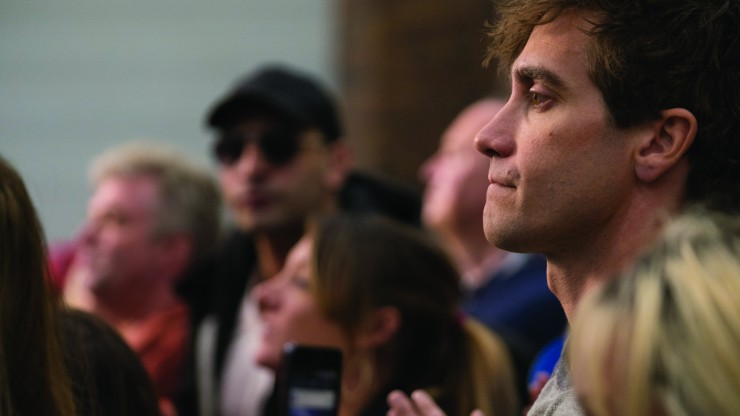 Jake Gyllenhaal To Star In Film Based On Snow Blind Graphic Novel