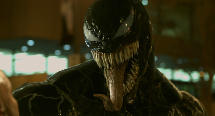 New Venom Trailer Embraces The Monster!