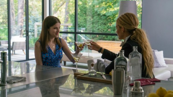 Blake Lively Is 'Gone Girl' In A Simple Favour Trailer
