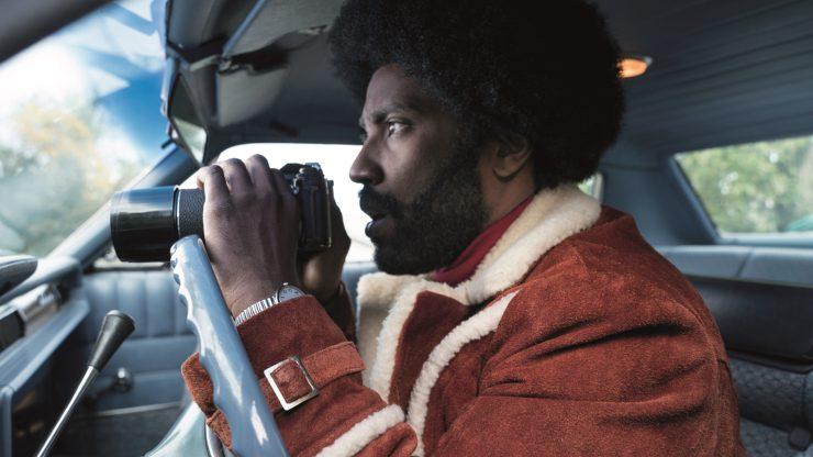 Spike Lee's BlacKkKlansman Trailer 'Infiltrates' World Wide Web