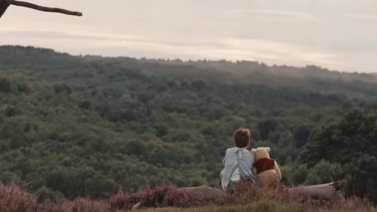 Christopher Robin New Trailer Will Warm Your Heart
