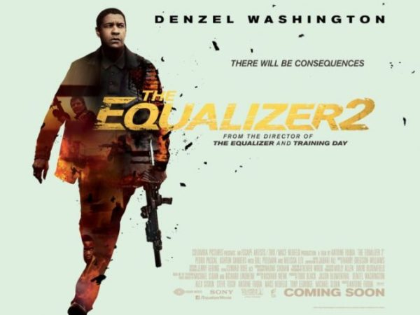 The Equalizer 2 Delivers A New Poster