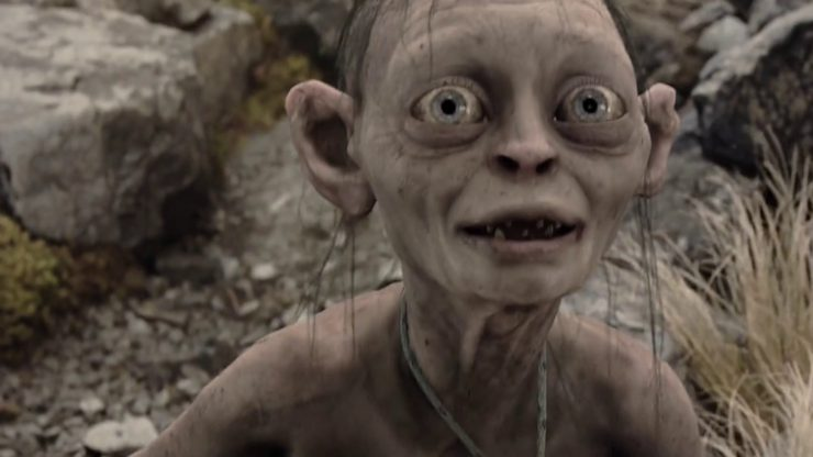 Watch Gollum Sing Sinead O'Connor's Nothing Compares 2 U
