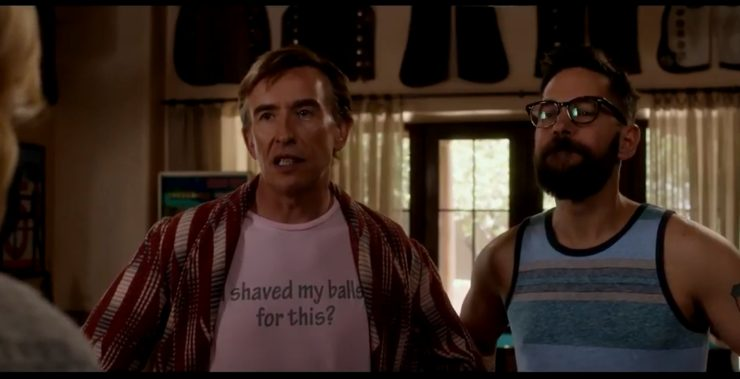 Steve Coogan And Paul Rudd Gay Couple In Ideal Home UK Trailer