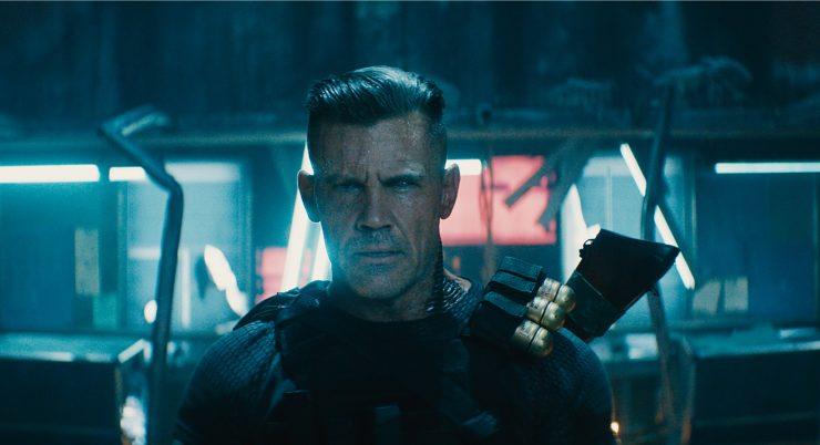 Josh Brolin The Adult's Anti-Superhero (Deadpool 2)