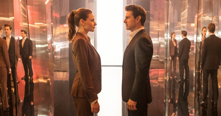 New Mission Impossible: Fallout Trailer Mission Is To Deliver Action!