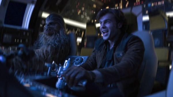 Solo: A Star Wars Story Featurette Expands Han Solo's World