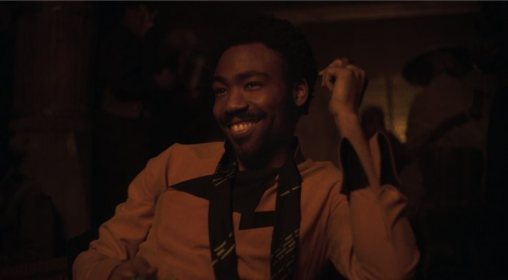 New Solo: A Star Wars Story Clips Hans Meets Lando