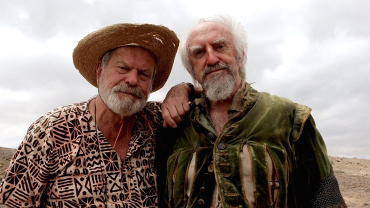 Terry Gilliam Suffers Stroke As Don Quixote Loses U.S Distribution