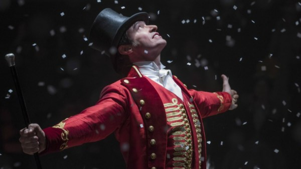The Greatest Showman Takes The Number 1 Spot On The Official Film Chart