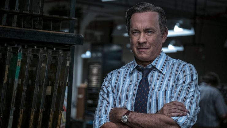 Bluray Review – The Post (2017)