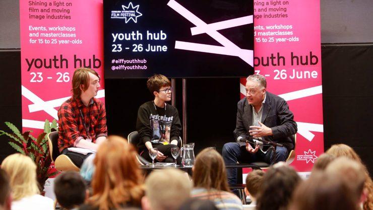 Edinburgh Launch 2018 'The Young And The Wild' Programme