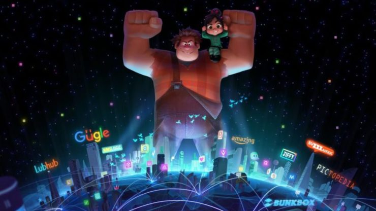 Disney Princesses Unite In Ralph Breaks the Internet: Wreck-It Ralph 2 'Royal' Images