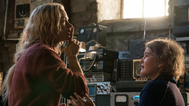 A Quiet Place Writers To Direct A Sam Raimi Produced Sci-Fi?