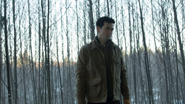 Horror Channel Premiering Psycho-thriller BAD SAMARITAN Starring David Tennant