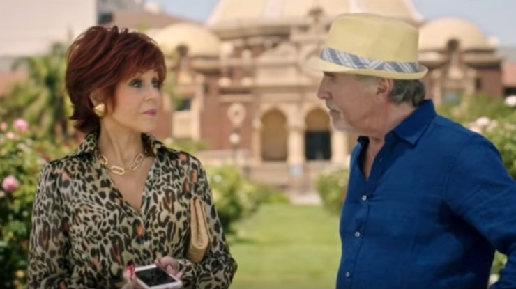Jane Fonda Wishes For Healthy Planet In New Book Club Clips