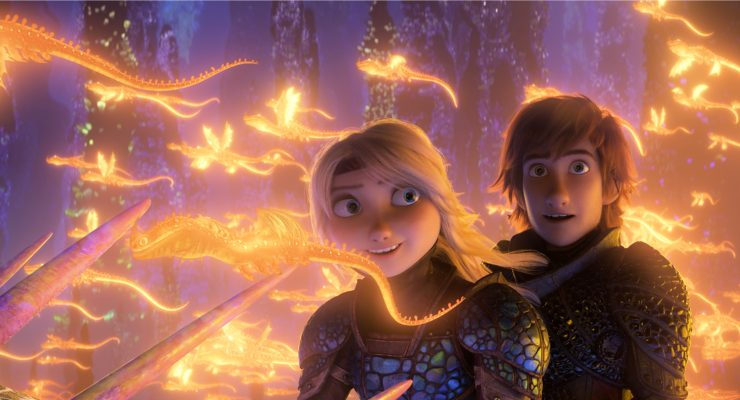 How to Train Your Dragon: The Hidden World Trailer An Epic Finale