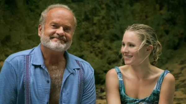 Kristen Bell On Honeymoon With Her Daddy In Like Father Trailer