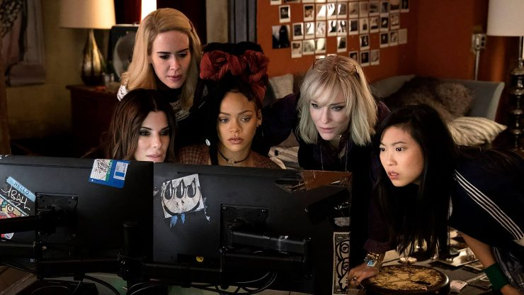 Film Review – Ocean's 8 (2018)