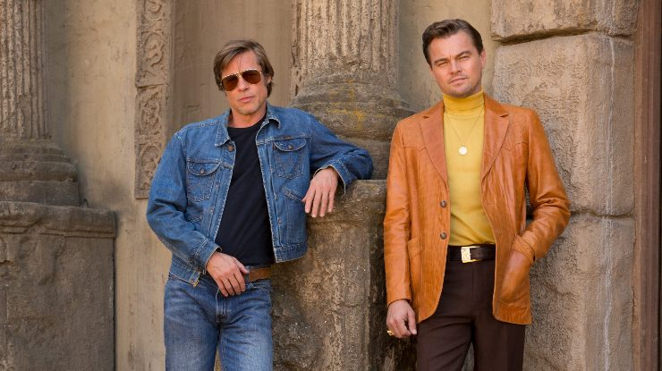 First Look At Tarantino's Once Upon A Time In Hollywood