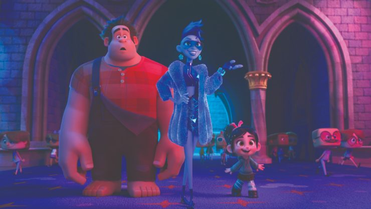 Ralph Breaks the Internet: Wreck-It Ralph 2 A 'Royal' New Trailer