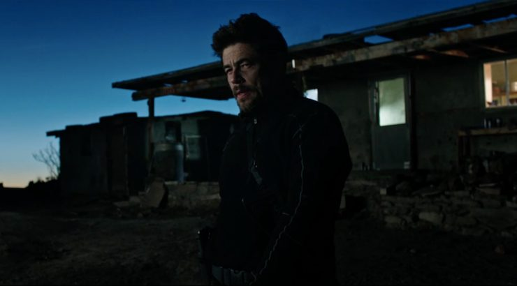 New Sicario 2: Soldado Featurettes We're 'Going To War'