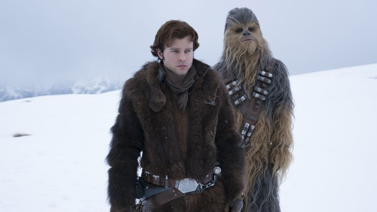 Film Review 2 – Solo: A Star Wars Story (2018)